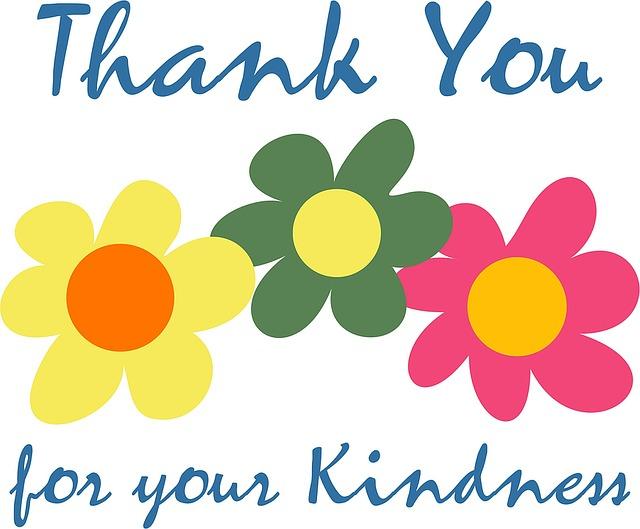 Dankbaarheid (is een grote kracht)