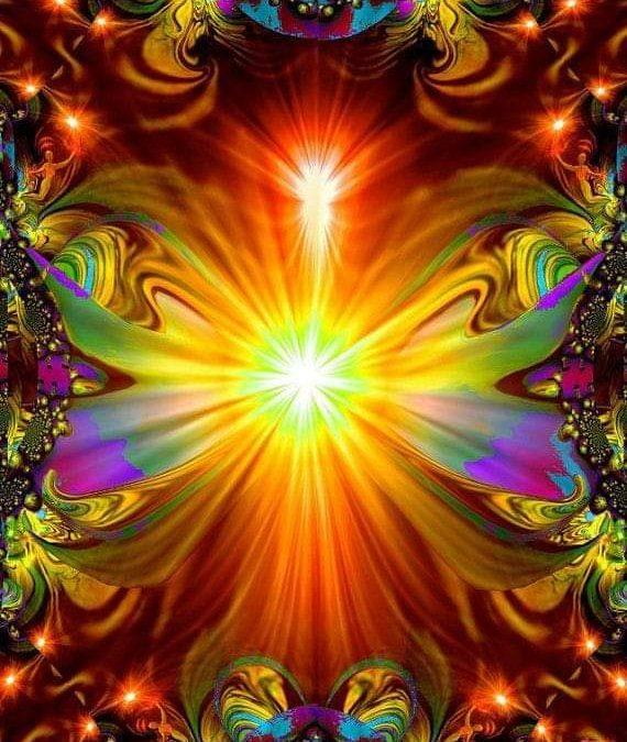 """""""Angst kun je transformeren door liefde en licht, herinner jouw essentie.."""""""